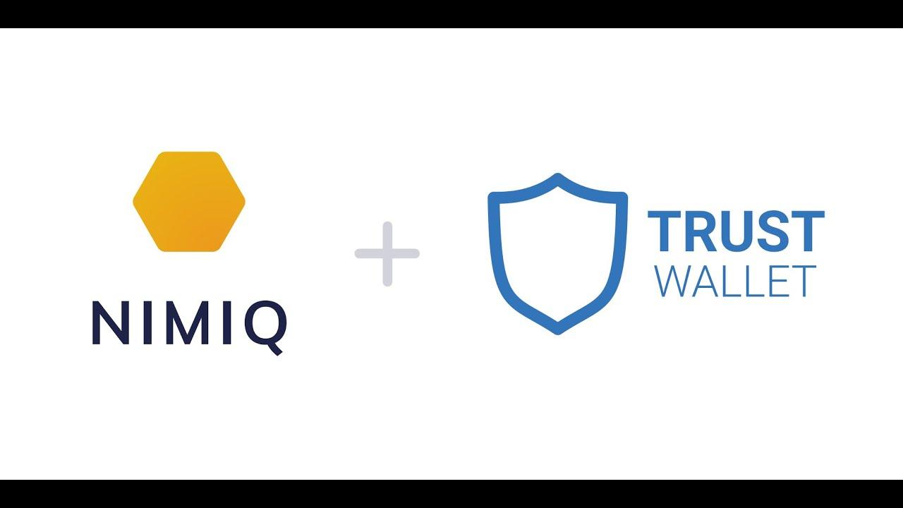 最新NIMIQ网络币(NIM)如何挖矿TRUST钱包使用教程软件,有交易所